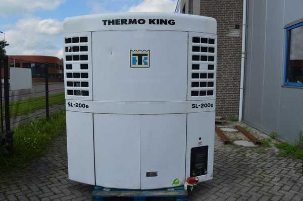 šaldymo įrenginys THERMO KING - SL200E