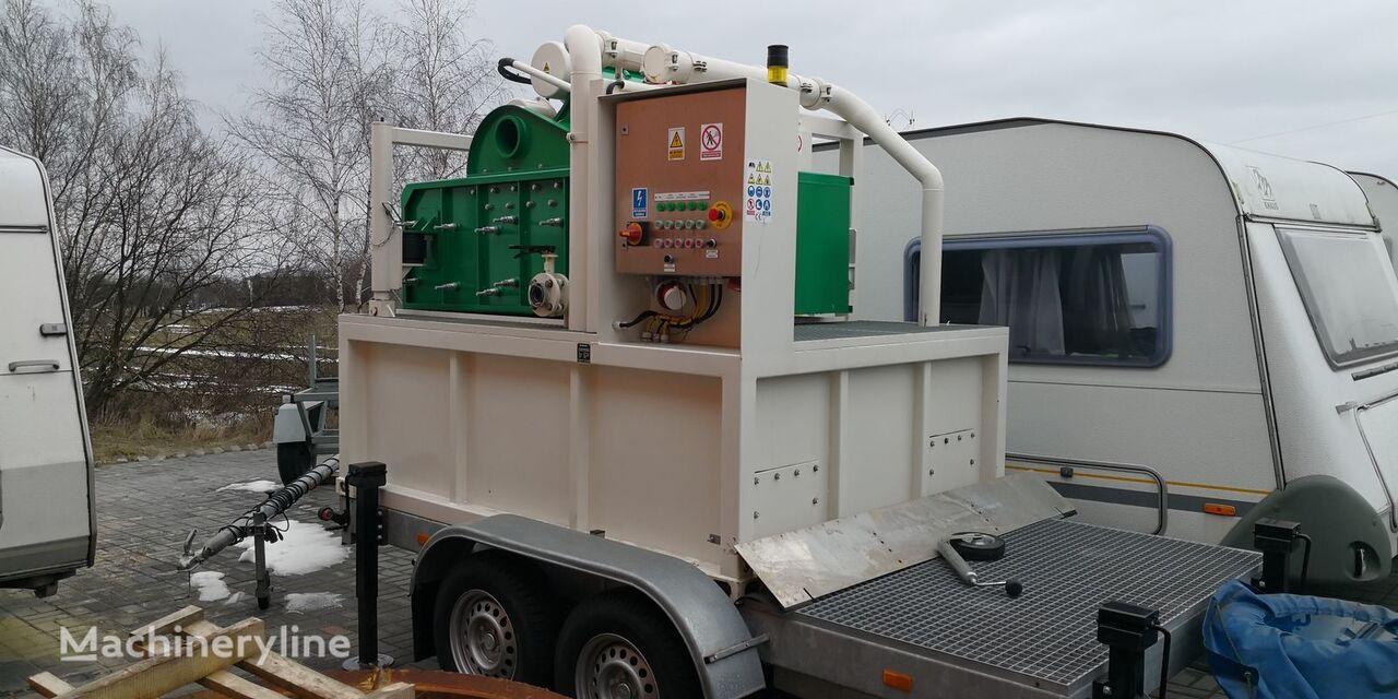 asfalto perdirbimo mašina HEADS RU300M