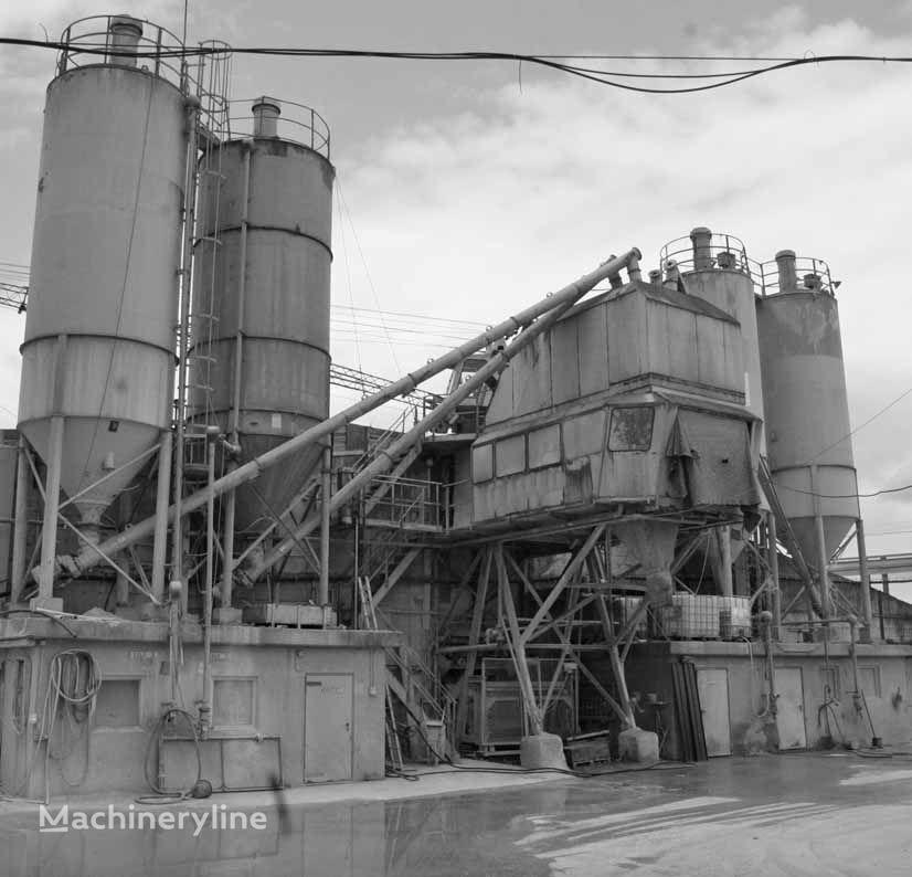 betono gamykla ELBA EMC 105