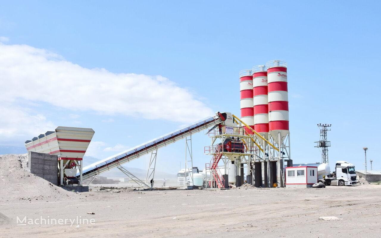 naujas betono gamykla MESAS MES-120