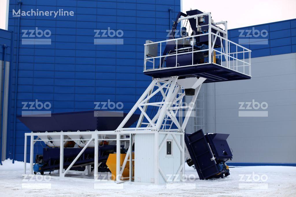 betono gamykla ZZBO Kompakt-30