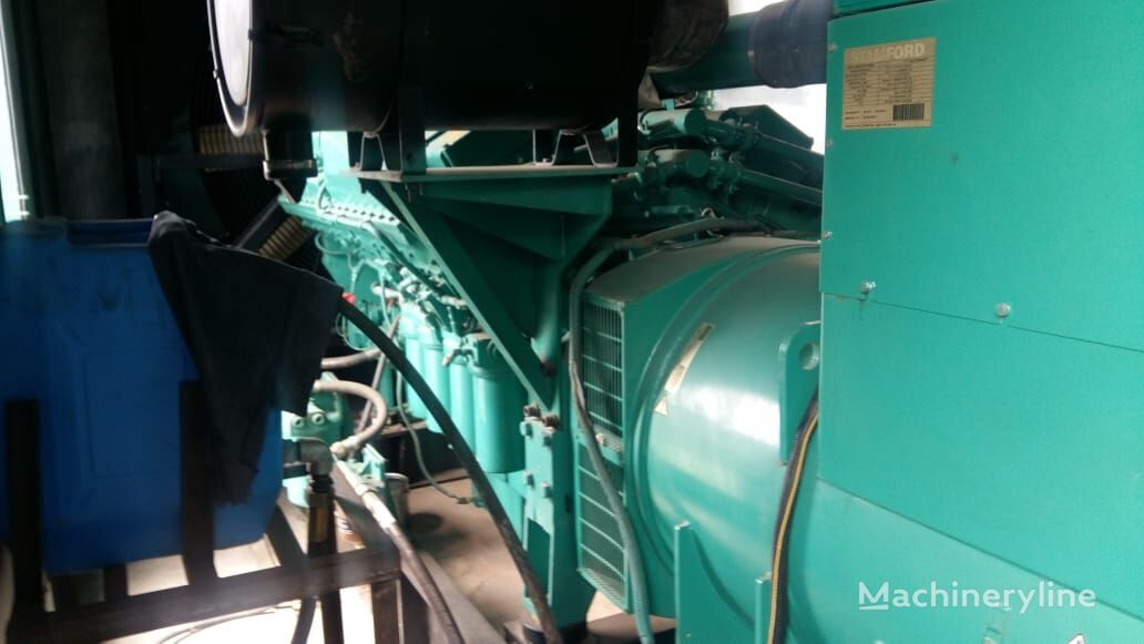 naujas generatorius CUMMINS KVA 1010, NEW, 0h