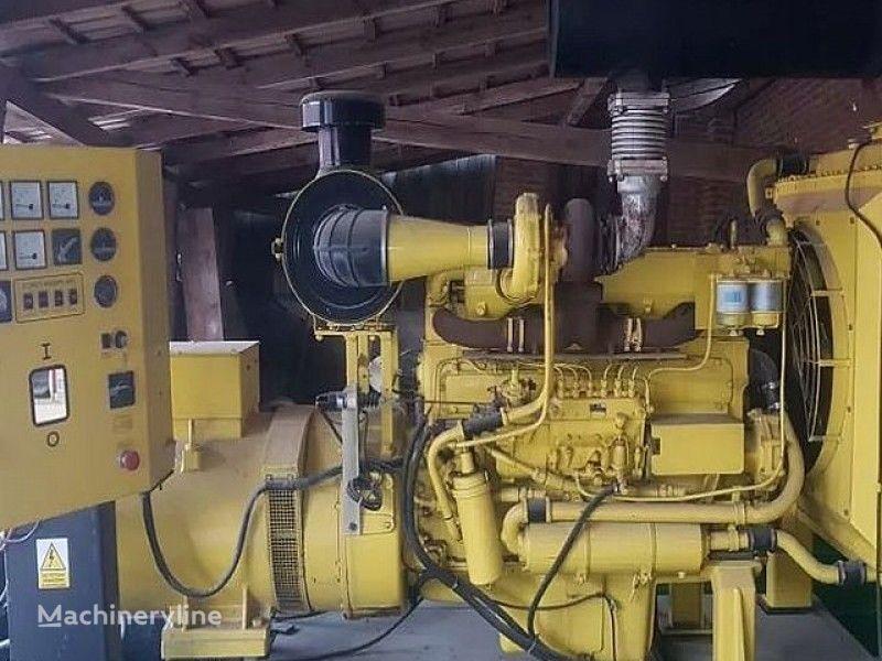 generatorius Power generator 100 kW-125 kvA