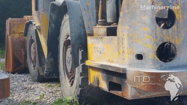 požeminis krautuvas Atlas Copco ST3.5 Tunnellader