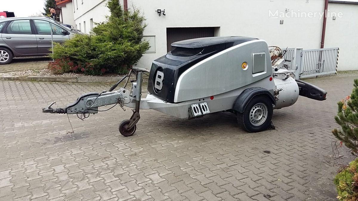 stacionarinis betono siurblys BRINKMANN EB 550