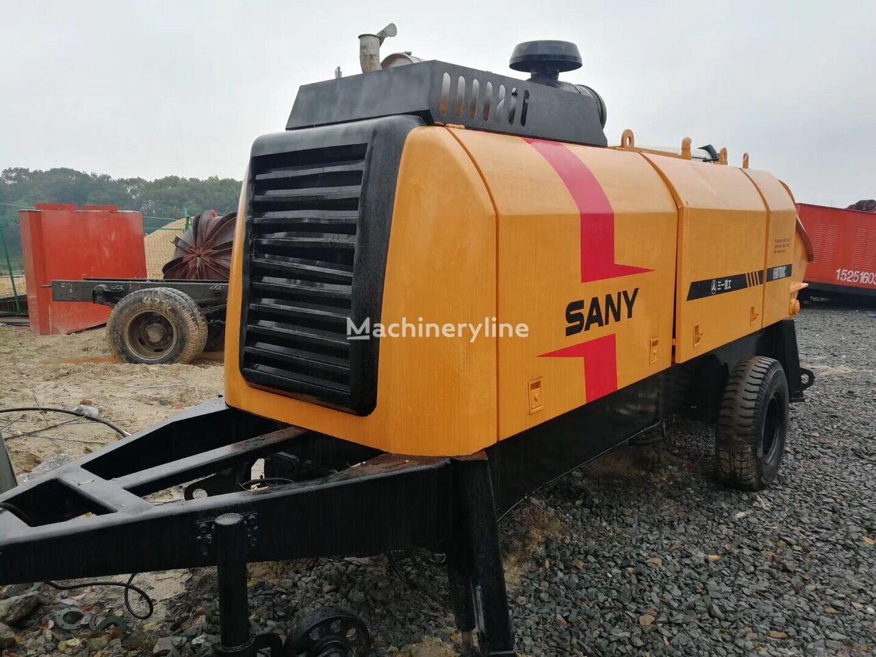 stacionarinis betono siurblys SANY HBT80