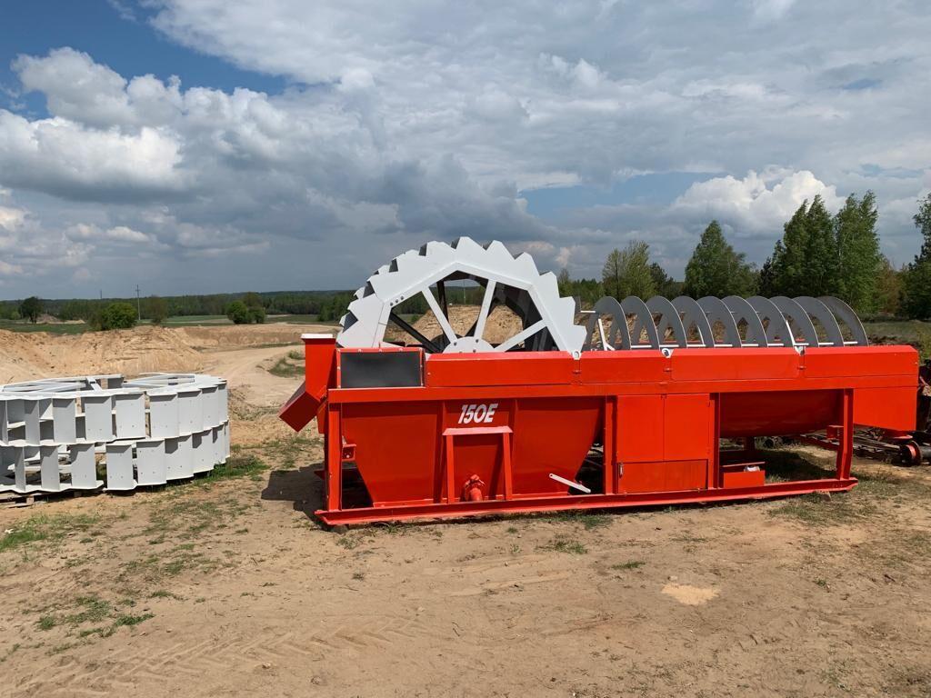 tiektuvas TEREX-FINLAY 150E Dewaterer / Hydrasander / Odwadniacz