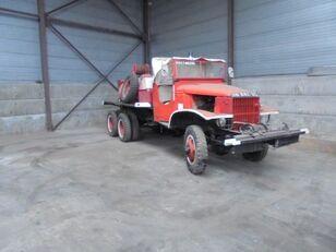 autocisterna sunkvežimis GMC CCKW 353 6X6