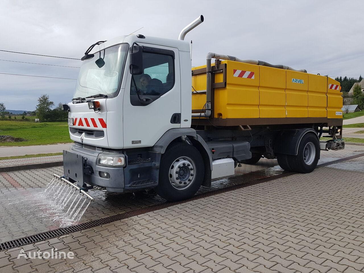 autocisterna sunkvežimis RENAULT Premium 270dci