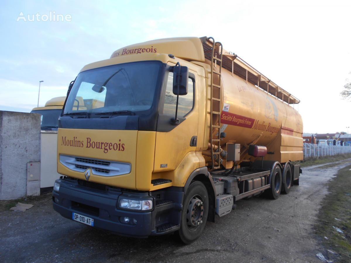 autocisterna sunkvežimis RENAULT Premium 420 DCI