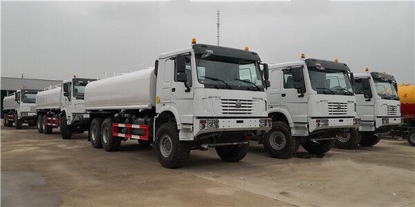 naujas autocisterna sunkvežimis SINOTRUK