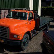 autovežis sunkvežimis FORD F800