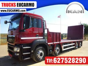 autovežis sunkvežimis MAN  TGS 35 440