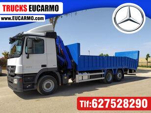 autovežis sunkvežimis MERCEDES-BENZ ACTROS 25 32