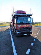 autovežis sunkvežimis MERCEDES-BENZ Actros1840 Kässbohrer Metago