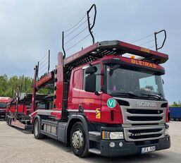 autovežis sunkvežimis SCANIA P410 N320 ROLFO TVF