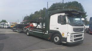 autovežis sunkvežimis VOLVO FM13 420 Autotransporter Kassbohrer