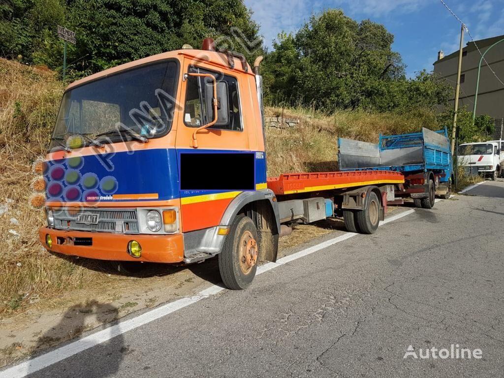 autovežis sunkvežimis FIAT 50F8 B