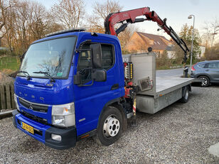 autovežis sunkvežimis Mitsubishi Fuso Canter