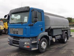 benzovežis sunkvežimis MAN TGM 18.280 4X2 BL