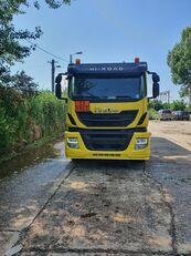 benzovežis sunkvežimis OMSP Iveco stralis