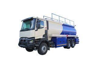 naujas benzovežis sunkvežimis RENAULT CODER FUEL TANKER UP TO 26000L