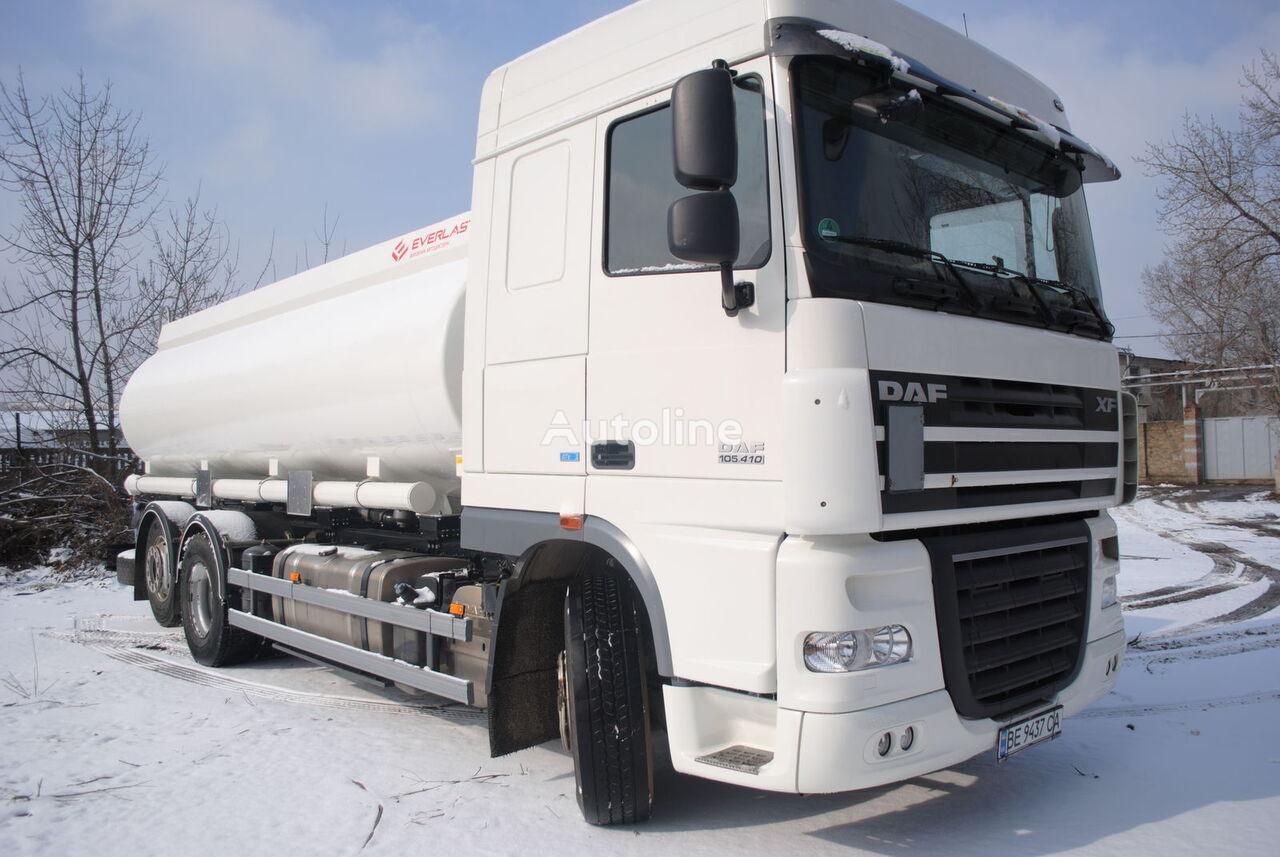 naujas benzovežis sunkvežimis DAF Everlast ATZ