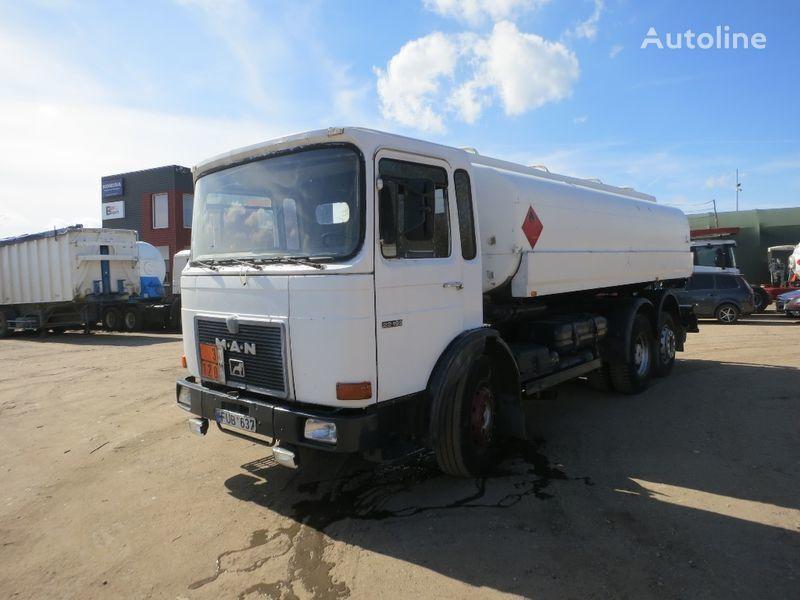 benzovežis sunkvežimis MAN 22.192