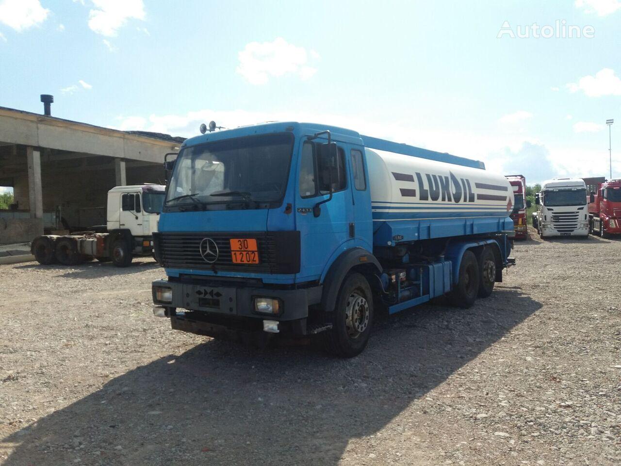 benzovežis sunkvežimis MERCEDES-BENZ 2433