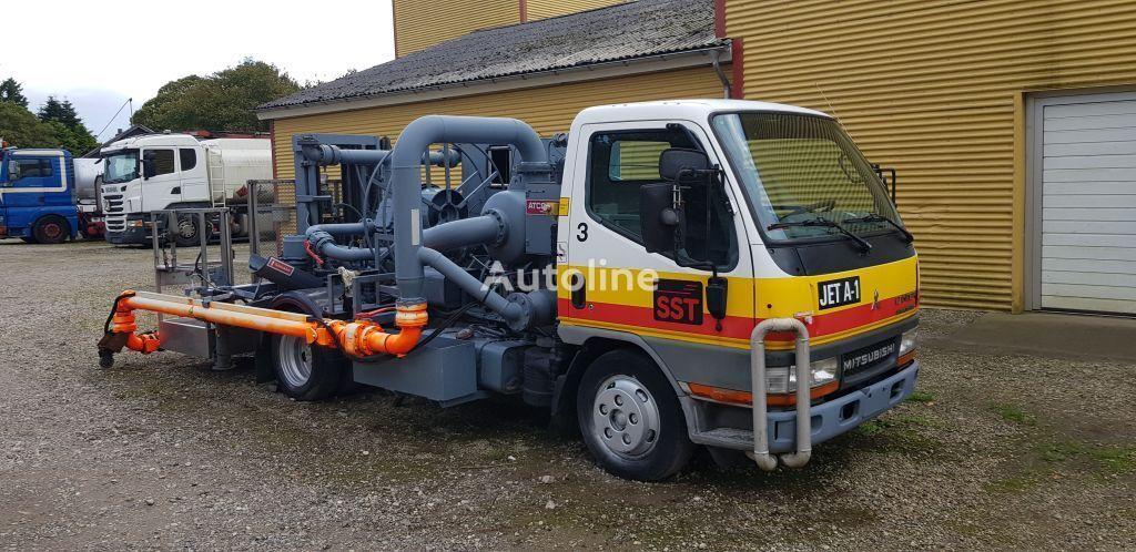 benzovežis sunkvežimis MITSUBISHI Jet-A1 Fuel Dispenser, 4 Stück Atcomex/Faudi