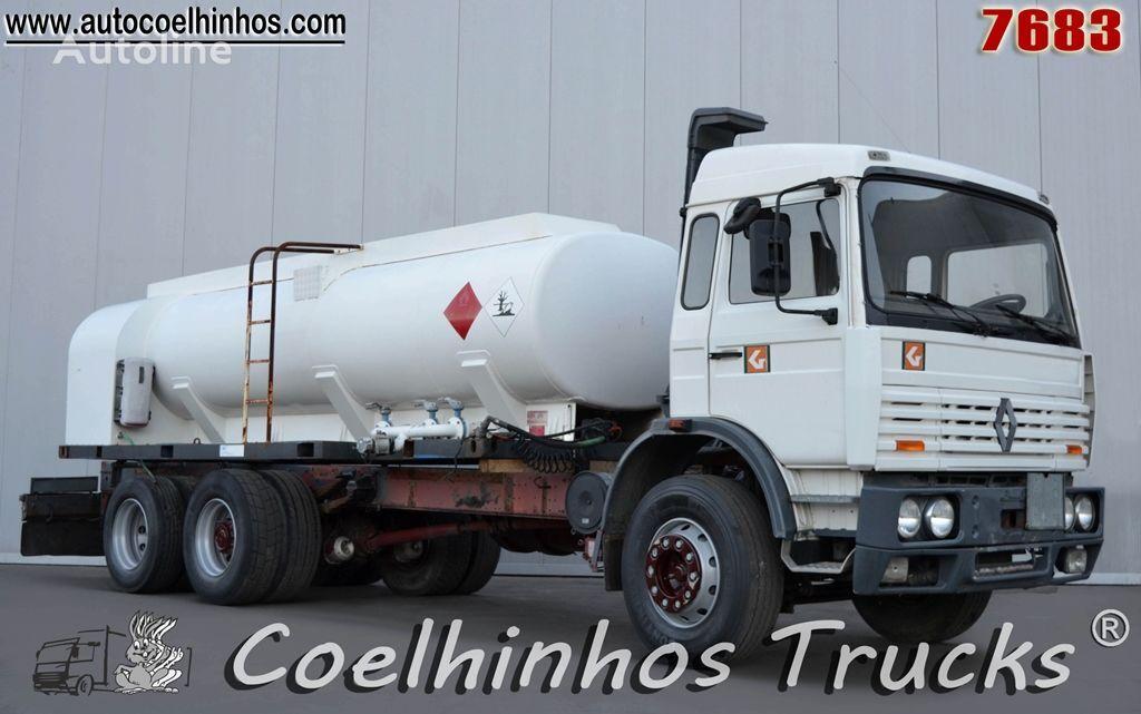 benzovežis sunkvežimis RENAULT G 300