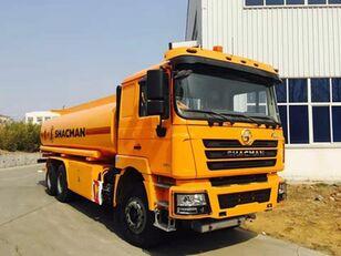 naujas benzovežis sunkvežimis SHACMAN