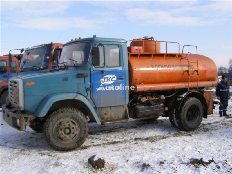 benzovežis sunkvežimis ZIL 4310