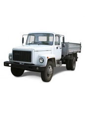 bortinis sunkvežimis GAZ 3309