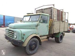 bortinis sunkvežimis HANOMAG