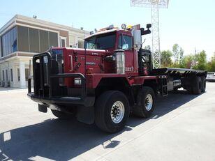 bortinis sunkvežimis KENWORTH * C500 * Bed / Winch * 8x4 Oil Field Truck *