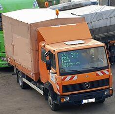 bortinis sunkvežimis MERCEDES-BENZ 817 (5sitze person