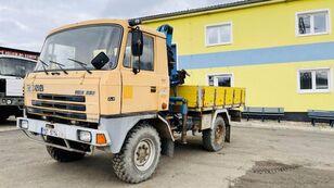 bortinis sunkvežimis ROSS VIZA 333