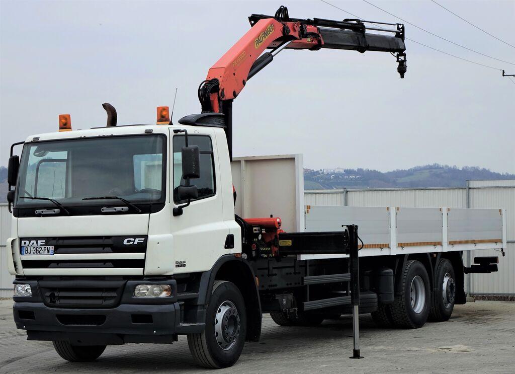 bortinis sunkvežimis DAF CF 75.310