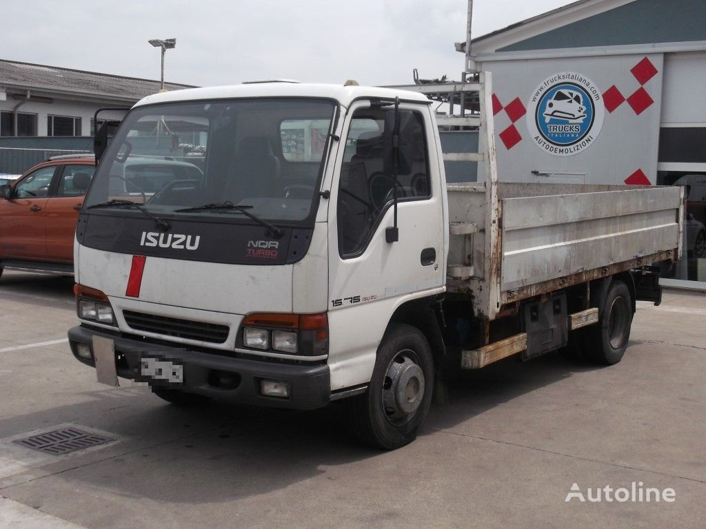 bortinis sunkvežimis ISUZU NQR 70L 7,5 PTT