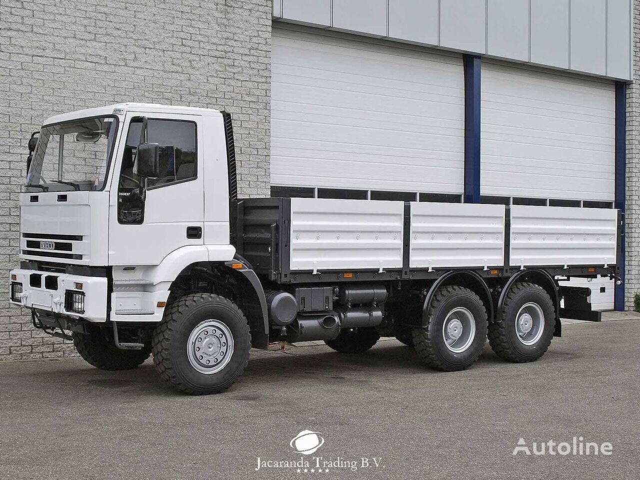 bortinis sunkvežimis IVECO 260E37