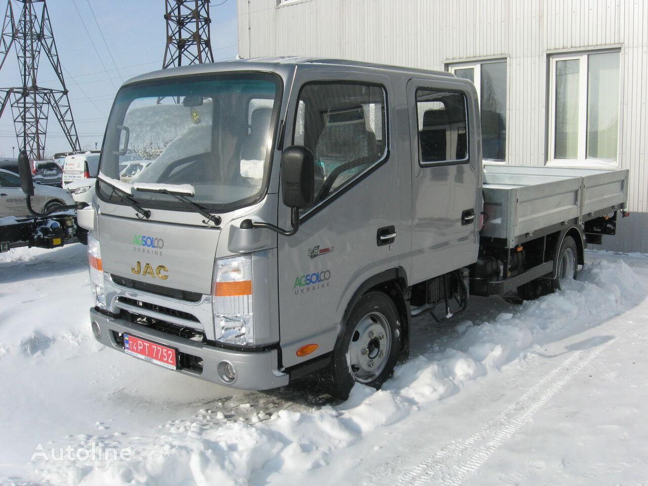 naujas bortinis sunkvežimis JAC N56