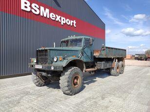bortinis sunkvežimis KRAZ 255 B, 6x6