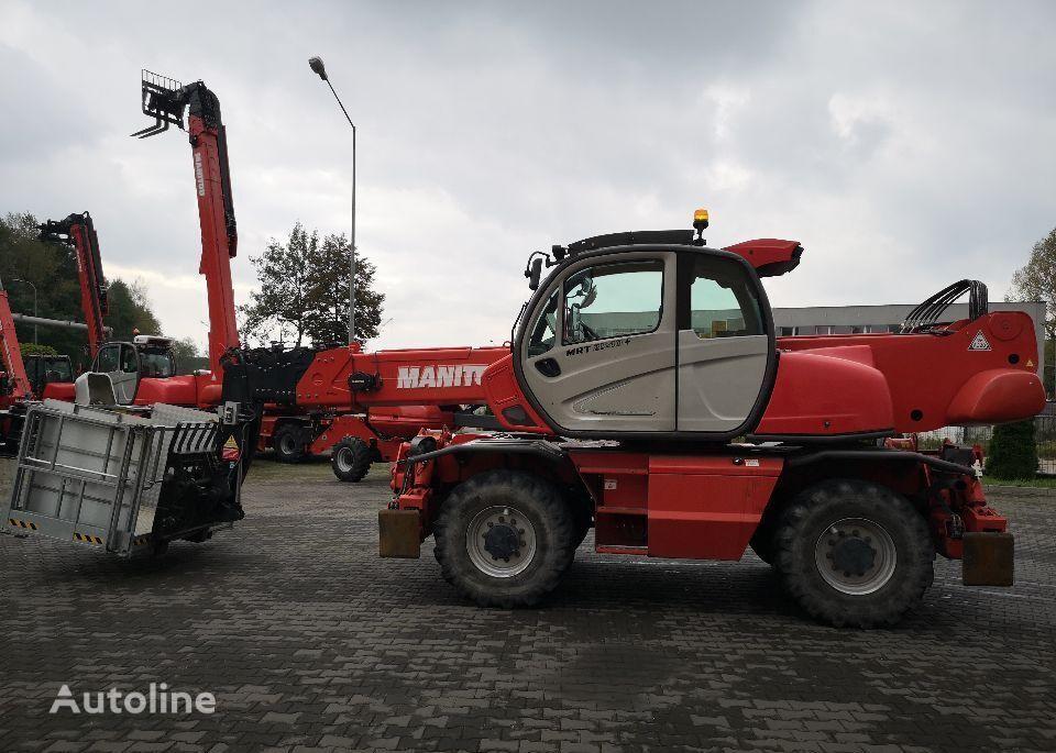 bortinis sunkvežimis MANITOU MRT 2540
