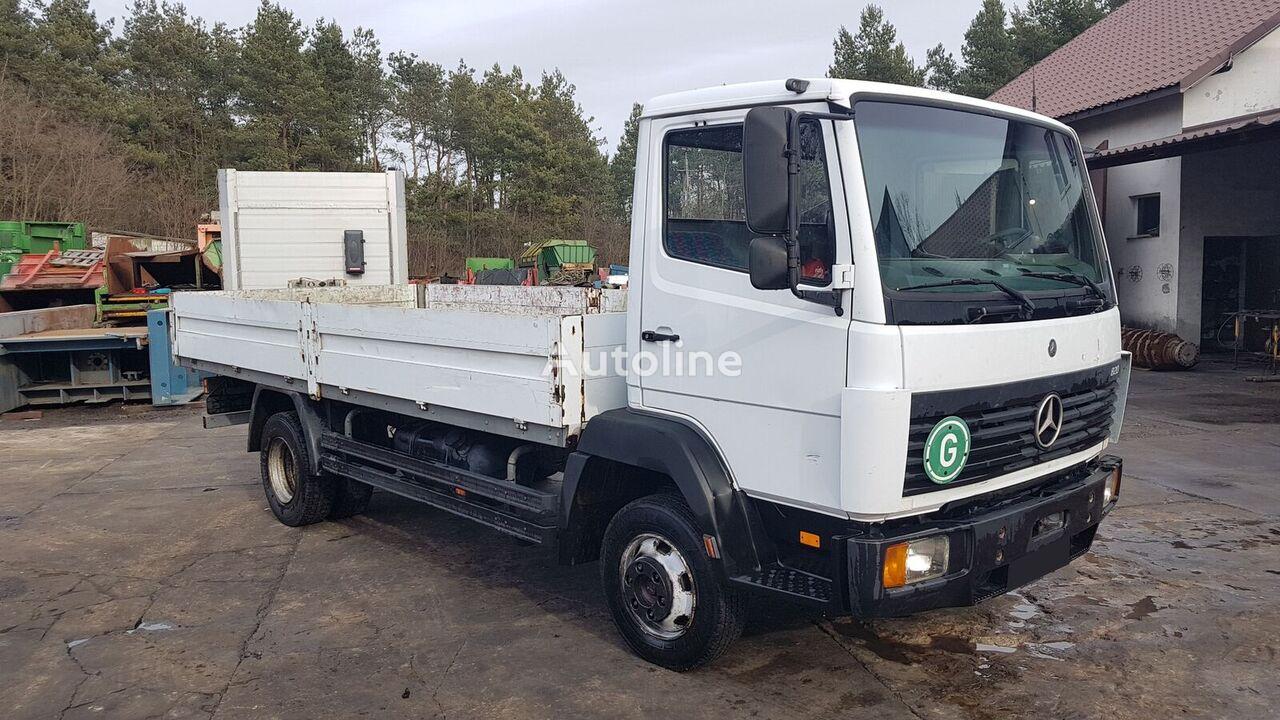 bortinis sunkvežimis MERCEDES-BENZ LK 820 Full Spring/6 cylinder/Manual (817/814/917/1117/1317)