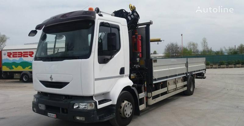 bortinis sunkvežimis RENAULT Midlum 270