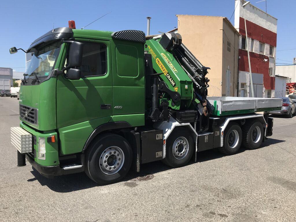 bortinis sunkvežimis VOLVO FH