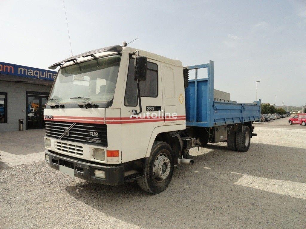 bortinis sunkvežimis VOLVO FL12-380 Intercooler