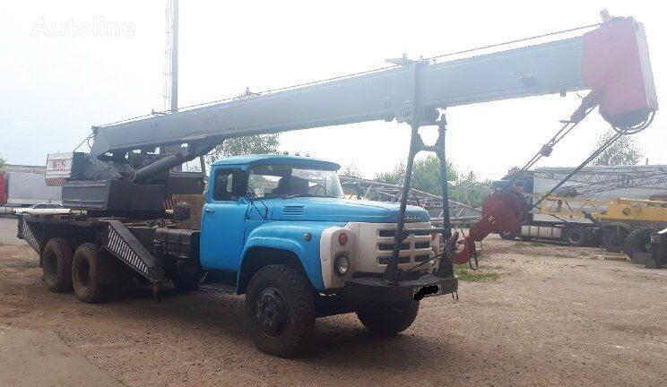 bortinis sunkvežimis ZIL 133 GYa