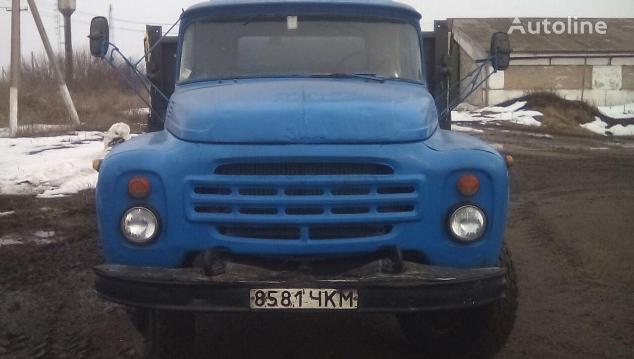 bortinis sunkvežimis ZIL 554